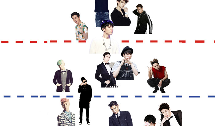 idol rappers