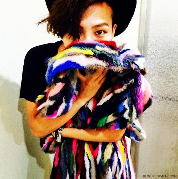 GDRAGON INSTAGRAM