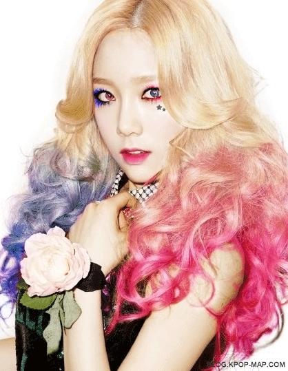 26 Photoshopped Idol Photos as Harley Quinn • Kpopmap ... F(x) Krystal And Jessica