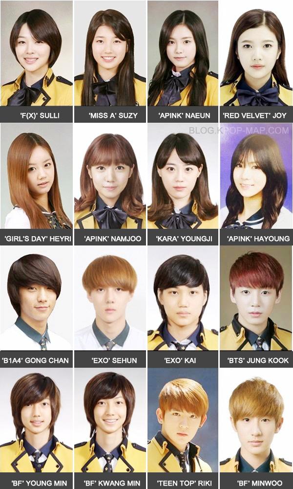 3 Art High Schools That Teenage Idol Students Attend ...: http://www.kpopmap.com/3-art-high-schools-that-teenage-idol-students-attend/