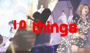 10things idol fall on stage
