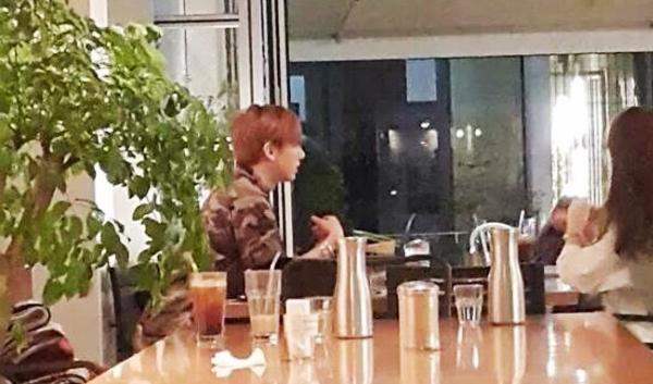 JANG HYUN SEUNG DATING