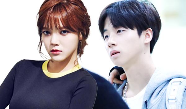 Ikon Kim Jin Hwan Aoa Jimin S Past Dating Rumor Resurface Kpopmap