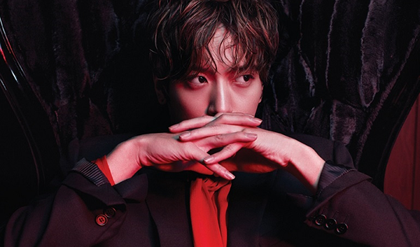 CNBLUE Jung Yong hwa for Harpers Bazaar