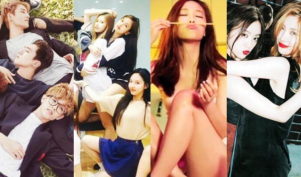 jyp comeback plan 2015, twice debut, day6 debut
