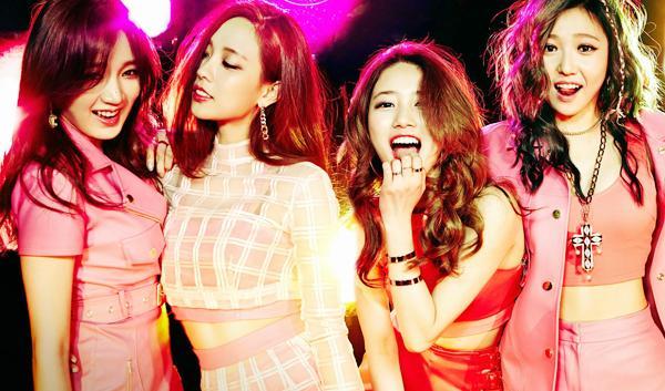JYP's Updated Artist Comeback List (Sep – Nov)