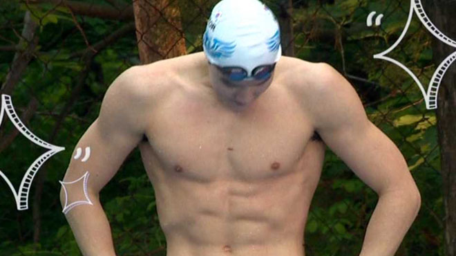 The Best 7 Super-Sized Korean Male Celebs' Shoulders