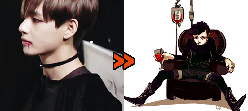 The Best BTS Member Who Rules At Halloween Costume