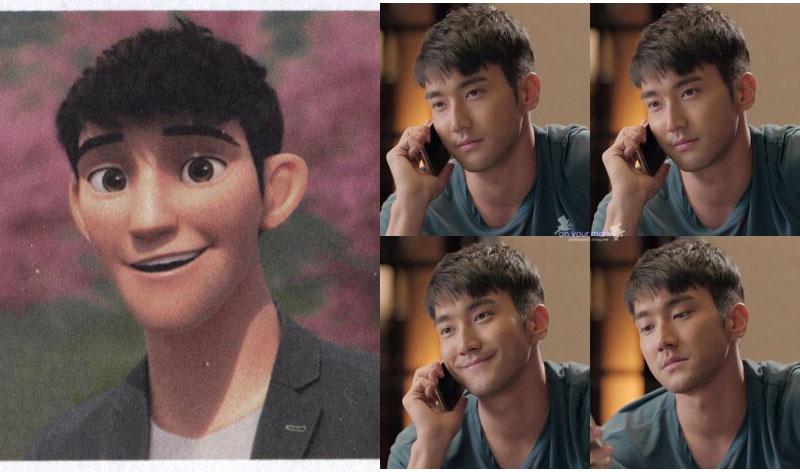 choi siwon look alike Big Hero 6 Teddy