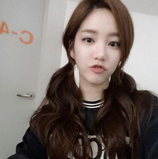 Kpop hairstyles kpopmap actor lee yubi lee yubi braided pigtails urmus Images