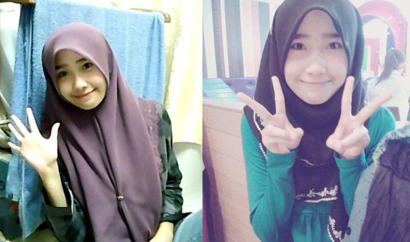 yoona malaysian girl look alike