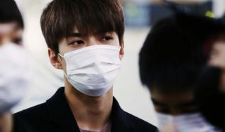 151109 EXO SEHUN AIRPORT
