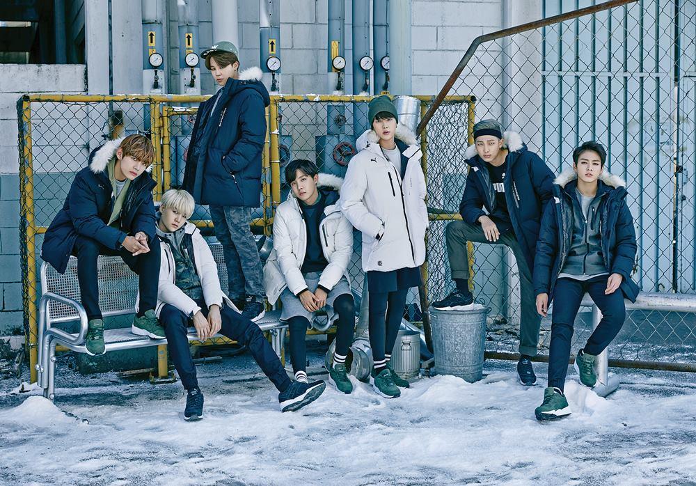 2015 BTS WINTER PUMA