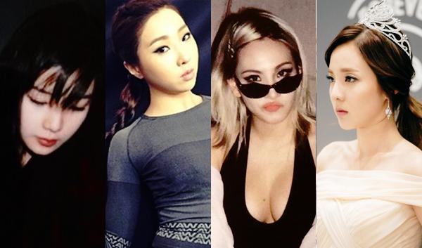 Why Do Netizens Talk Negatively About 2NE1 Park Bom's Comeback?