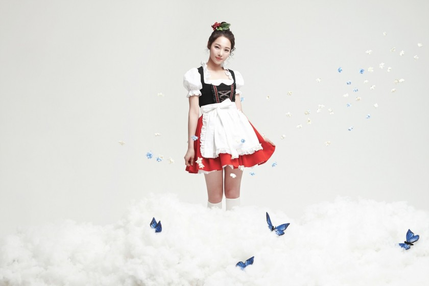 DSP Official - April's Leader SOMIN leaves the group.