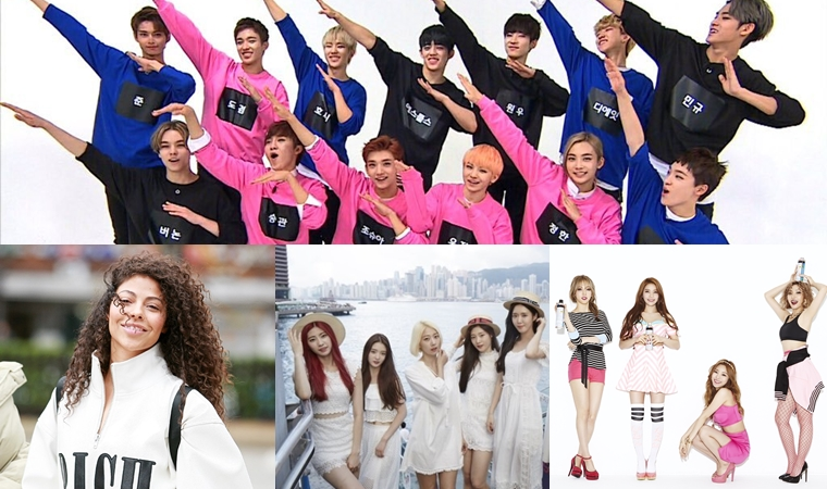 Will 2015 MAMA Be The Stage For Super Rookies?