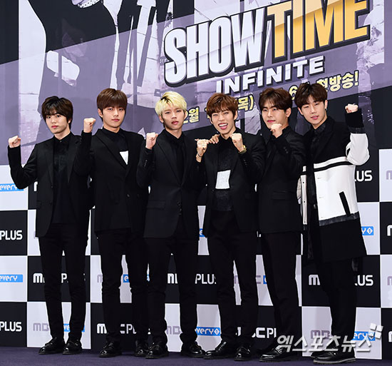 """INFINITE MBC """"Showtime 6"""" Ep1 To Air On Dec 10"""