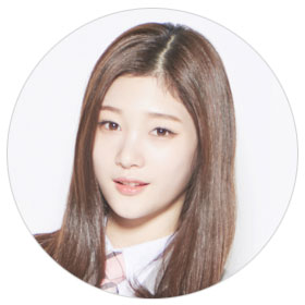 JUNG CHAE YEON MBK TRAINEE PRODUCE 101 PROFILE MEMBER KPOP
