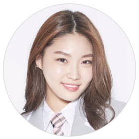 Kim Chung Ha jyp trainee produce 101 profile