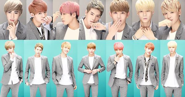 MCROWN Rise To Kpop Super Rookies In China