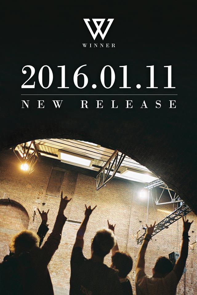 WINNER Comeback Confirmed For 2016