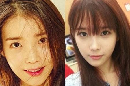 Idol Girls With Bang VS No-Bang