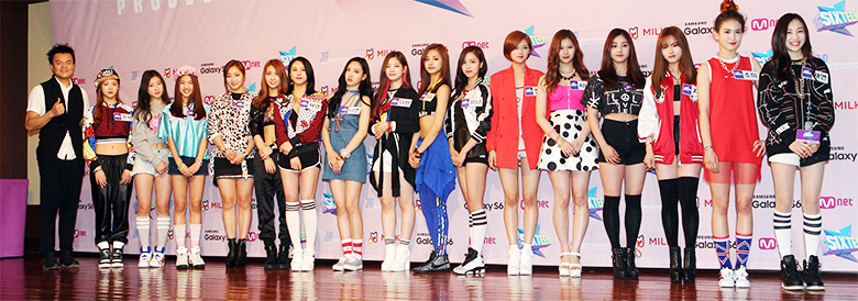 One Year With TWICE : 2015 Debut (By Kpopmap)