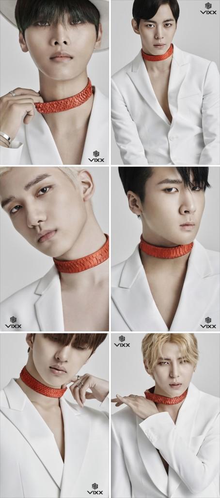 Idols' Ideal Types 2015 Compilation : VIXX