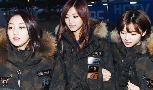 160118 twice tzuyu 2016 Idol Star Athletics Championships