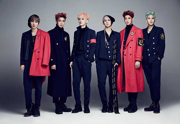 Kpop Global Phenomenon BOYFRIEND And JJCC Perform At CARRIAGEWORKS In 2016