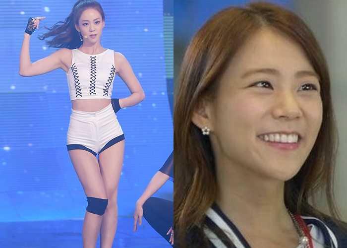 han seungyeon Former Idol girls Now Actresses