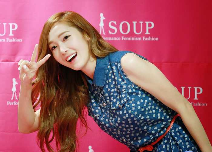 jessica hottest idol 2015