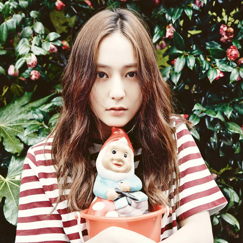 krystal f(x) hottest idol 2015