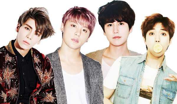 Male Idol Main Vocalists
