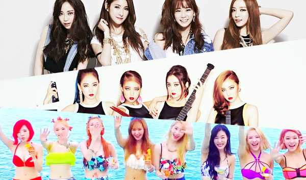 girl group member change