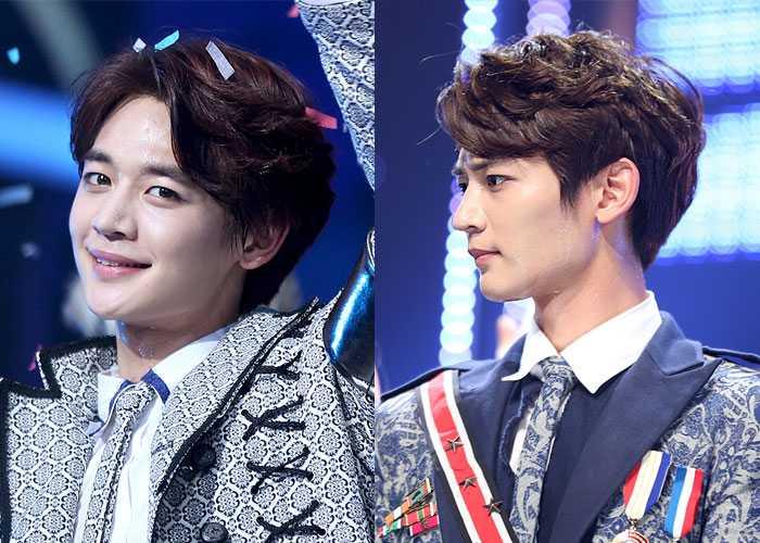 6 Idol Boys Like Prince Charming
