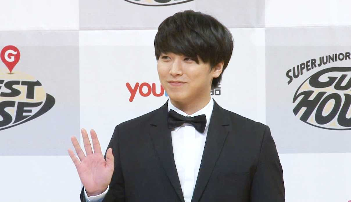 sungmin super junior hottest idol 2015