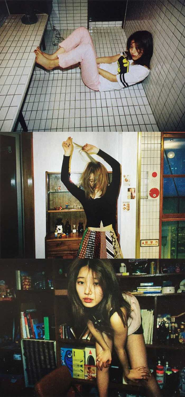 Idols' Unusual Photo Book : Queer Sensation