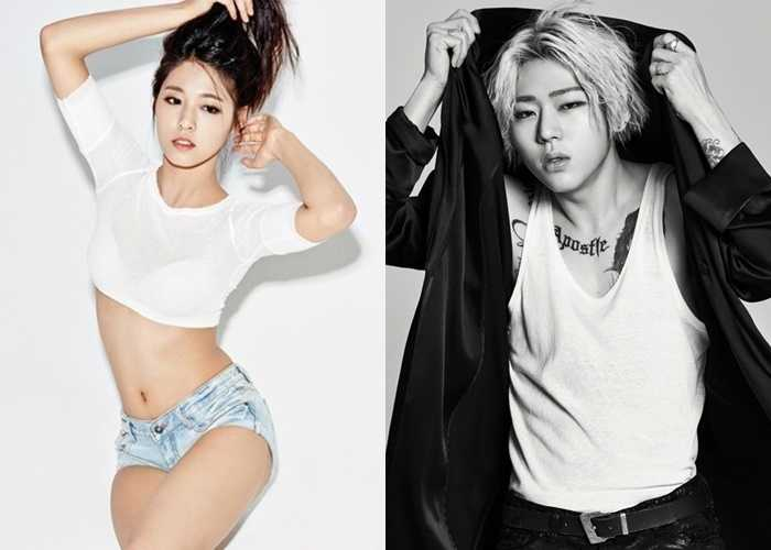 zico seolhyun dating rumor gq