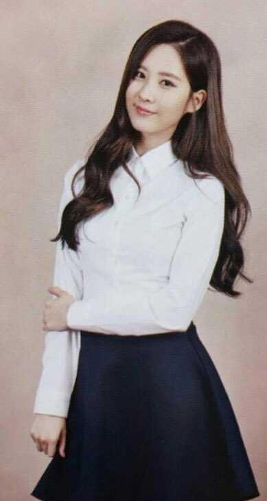 Dongguk University yoona seohyun2