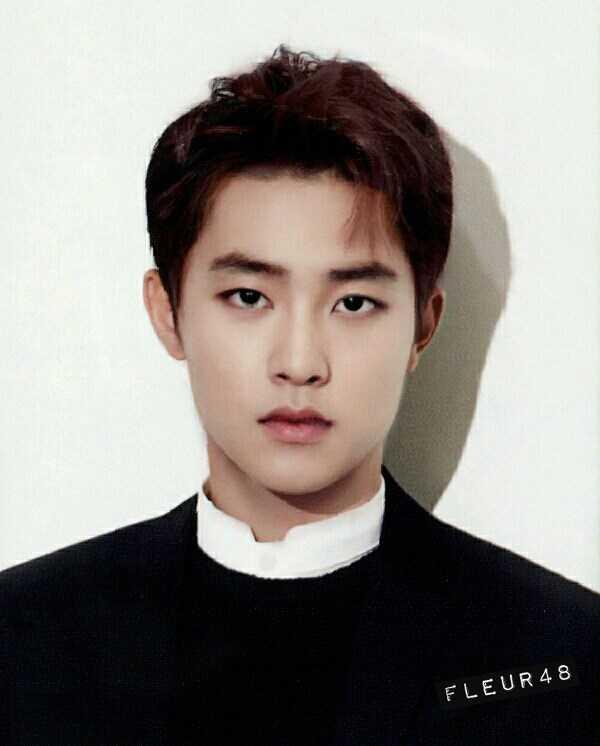 5 Of EXO Average Faces