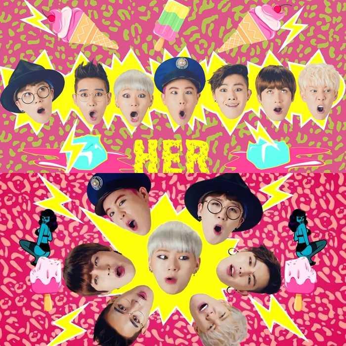 Idols' Ideal Types 2016 Compilation : BLOCK B