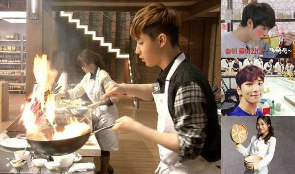 chef idols cooking genius