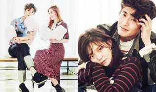 idol couple photo