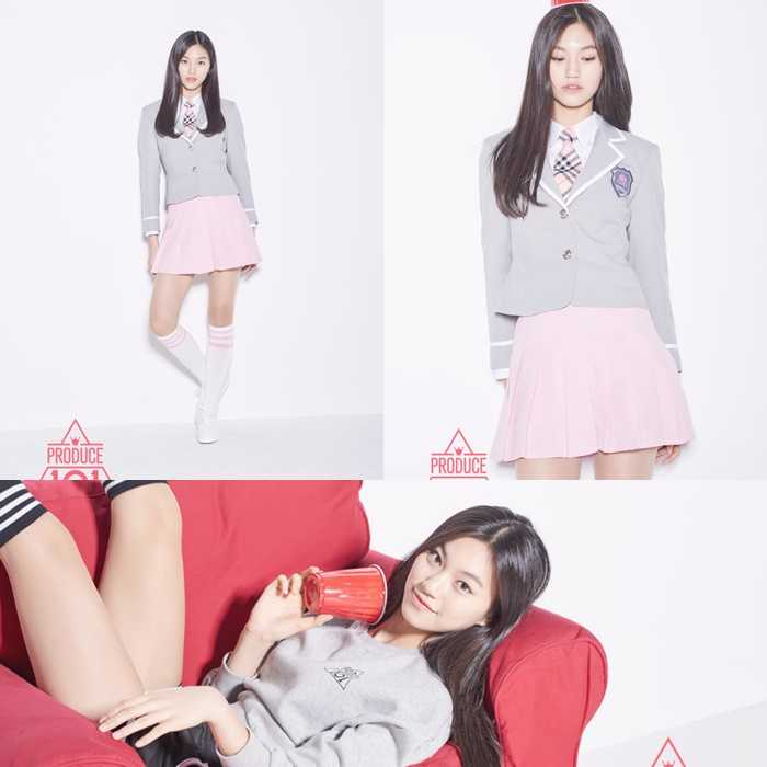 Top 11 Beautiful Candidates Of Produce 101