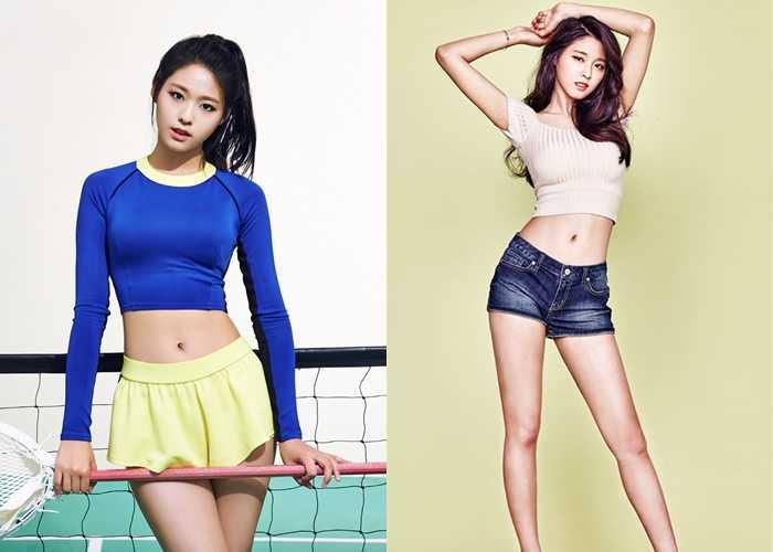 Wannabe Sexy Female Idols' Diet Secrets • Kpopmap - Global ...