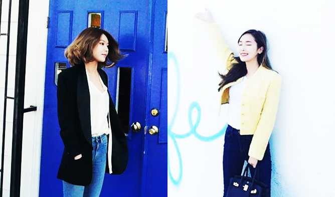 girl's generation sooyoung jessica together california u.s.