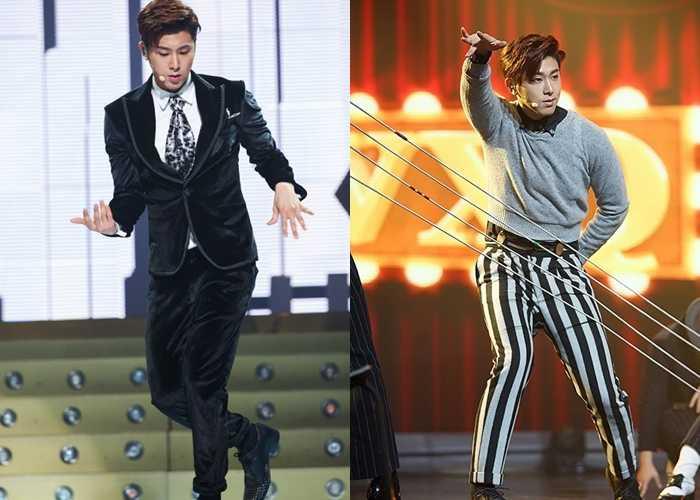 Dancing Genius Idols 2016 Compilation