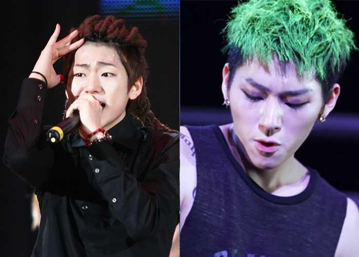 Idol Boys Hair Style Compilation: Long VS Short
