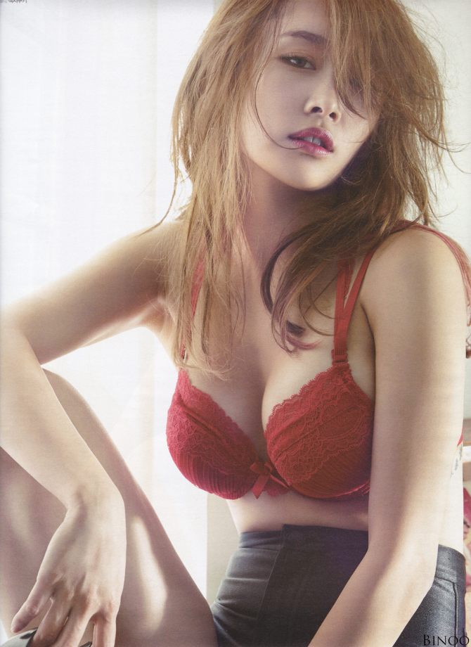 The 6 Sexiest And Most Revealing Idol Girl Lingerie Bodies